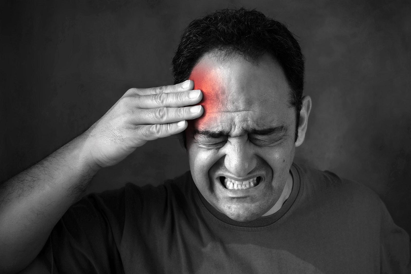 Мужской разговор про головные боли