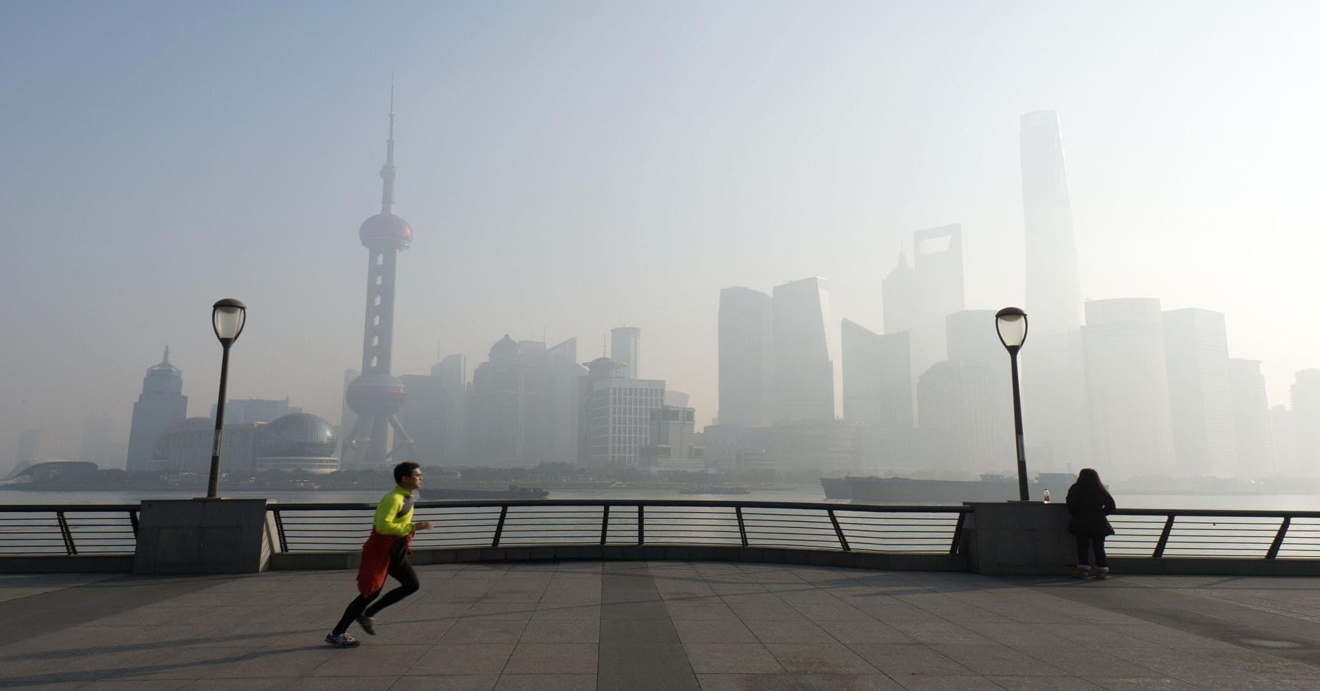 Загрязненный воздух - не оправдание для отказа от упражнений