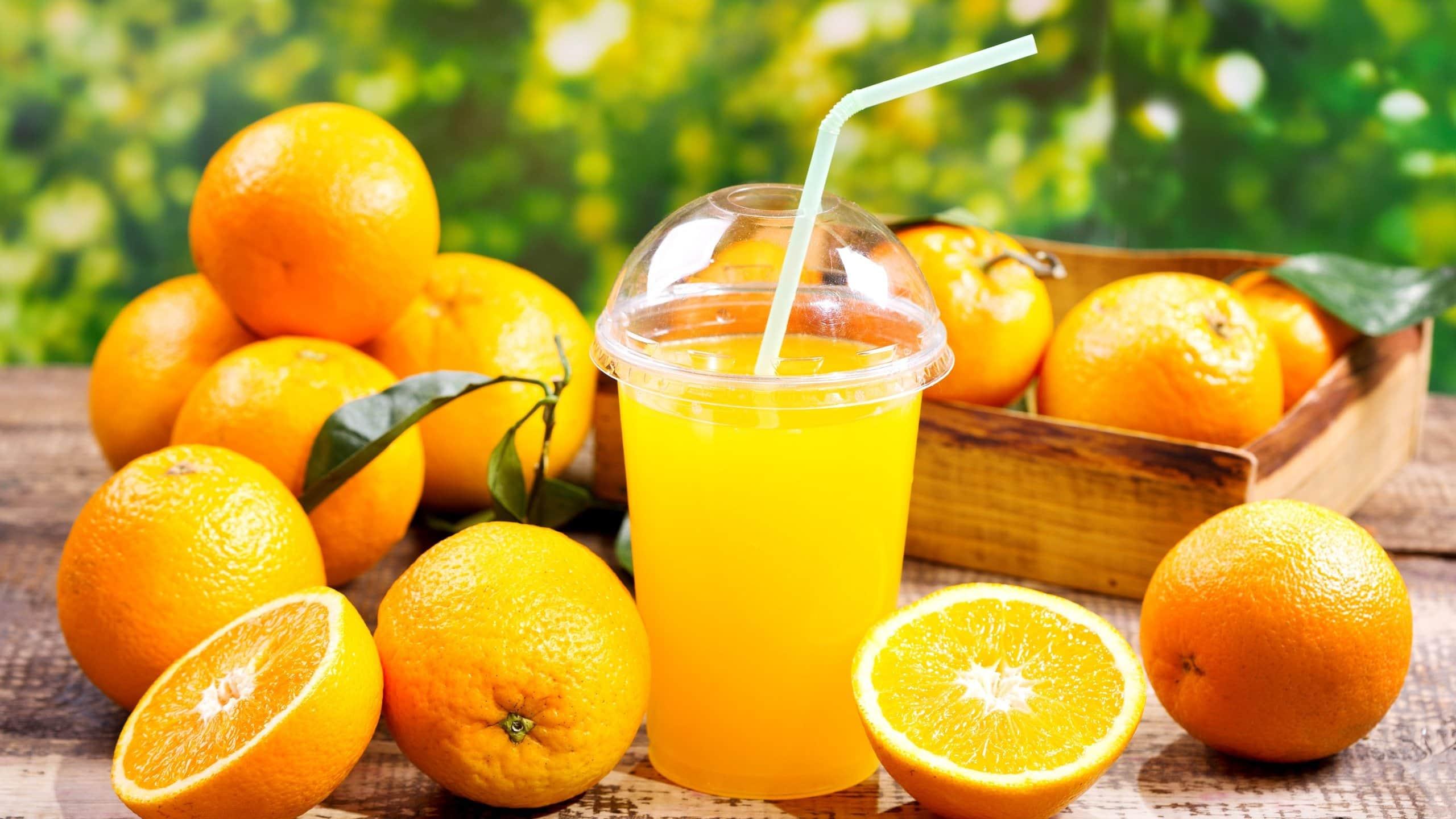 Апельсины помогли пожилым людям сохранить зрение