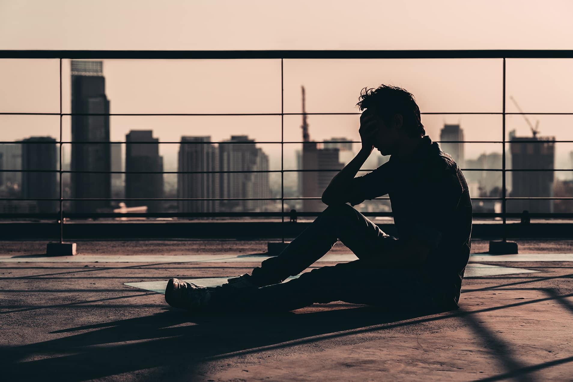 Потепление в Северной Америке связали с депрессией и суицидами