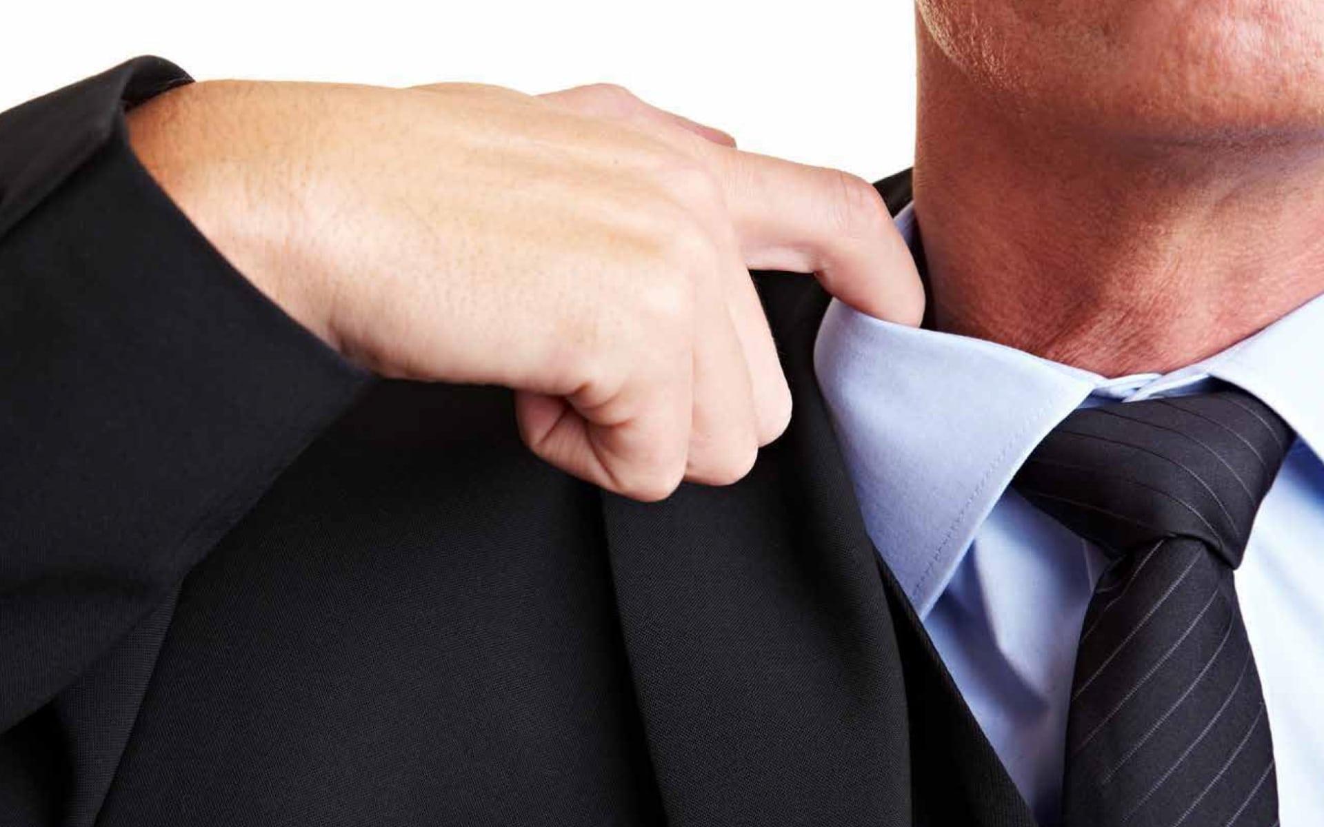 Чем опасны галстуки