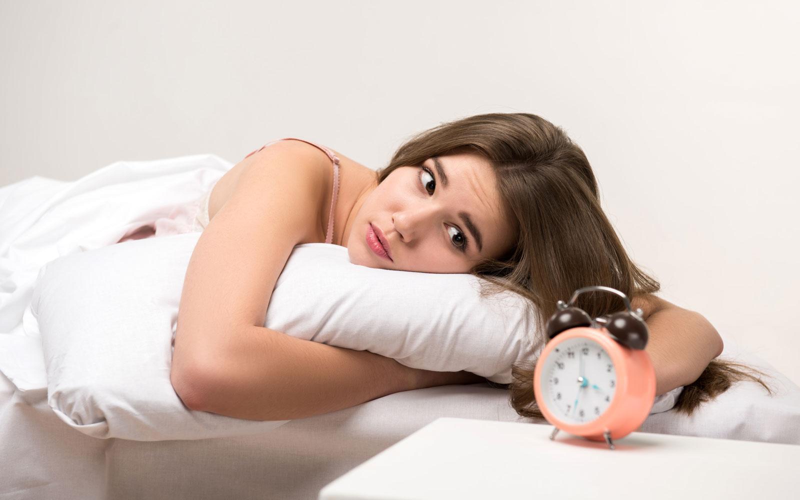 Всего одна бессонная ночь может привести к потере мышечной массы