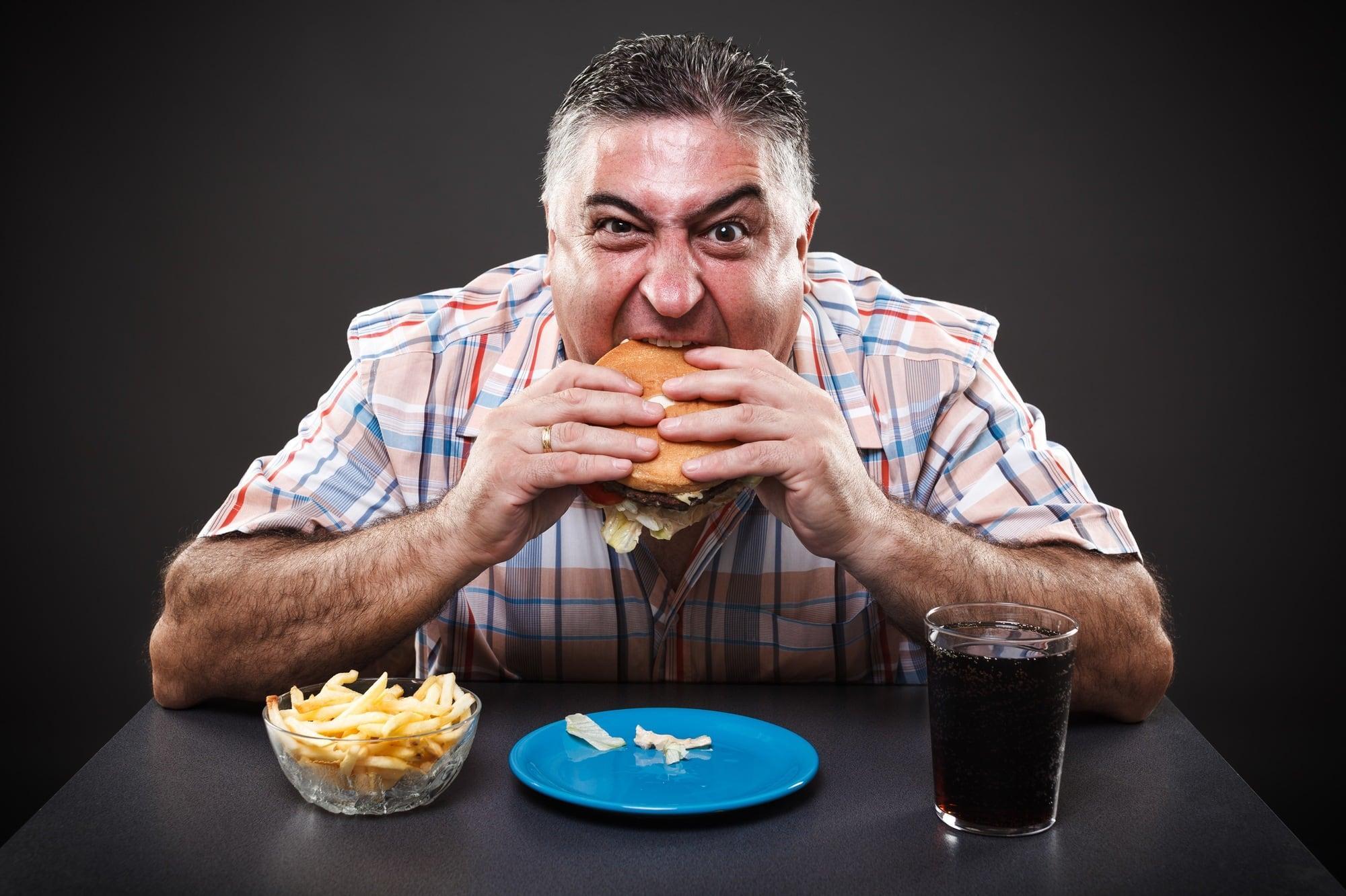 Пять рисков для здоровья, связанных с быстрой едой