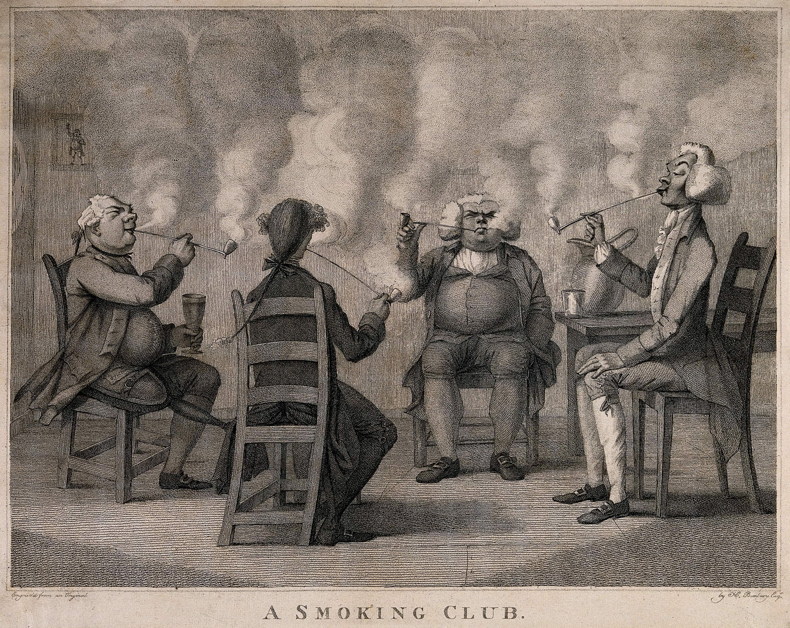 Антропология курения