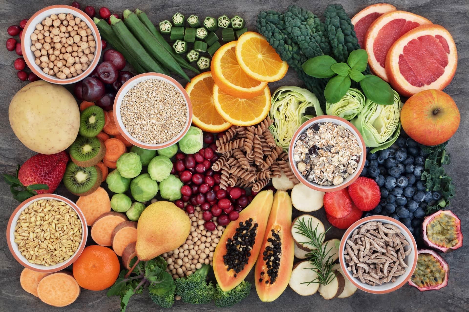Ешьте богатую клетчаткой пищу – кишечник и мозг будут благодарны