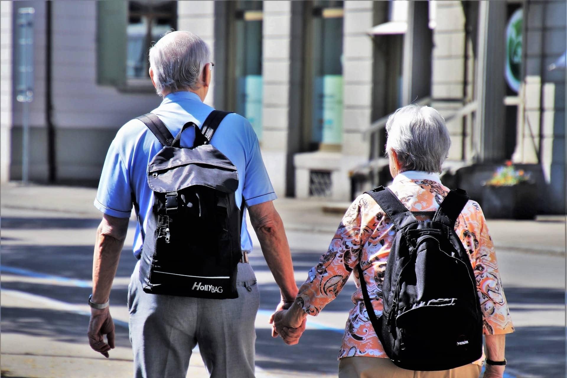 Пешие прогулки снижают тяжесть инсульта, особенно у пожилых людей