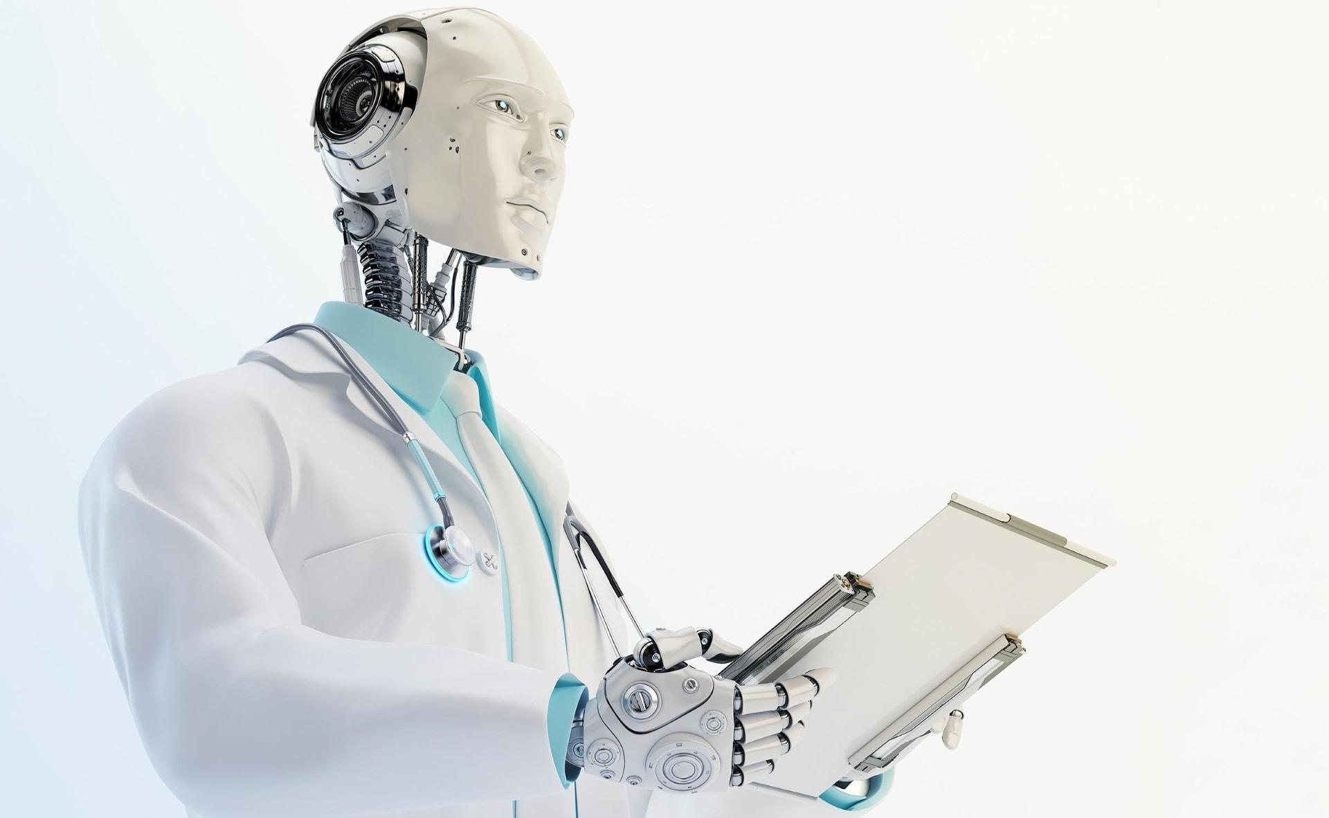 О медицине будущего: «иногда пусть лучше работают машины, чем человек»