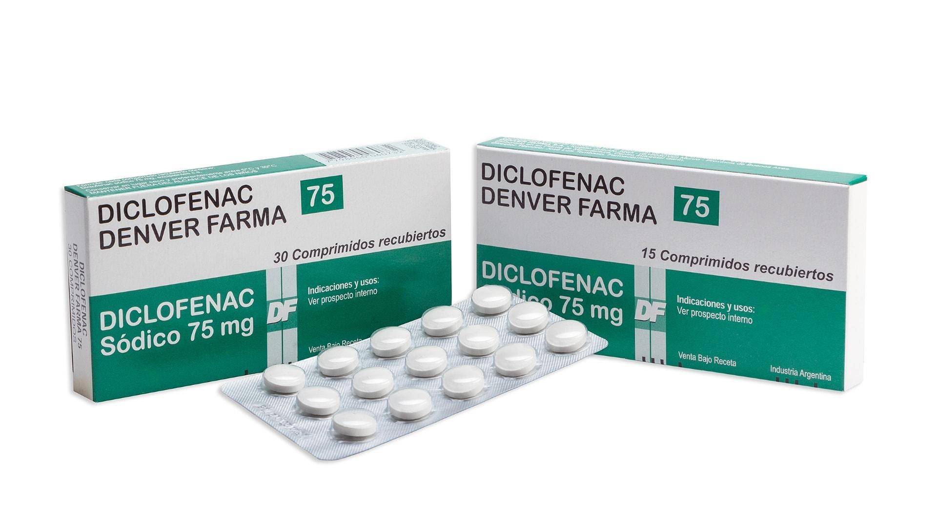 Диклофенак увеличивает риск инфаркта и инсульта