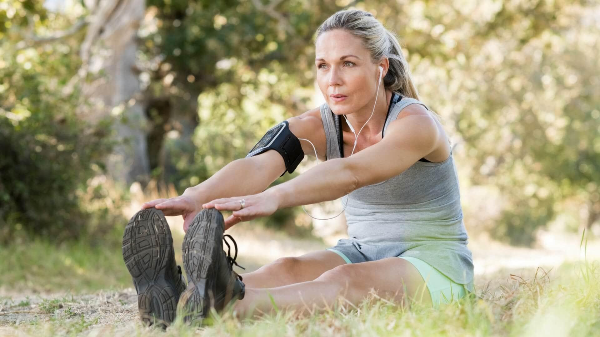 Увеличивает ли высокая физическая активность риск раннего наступления климакса