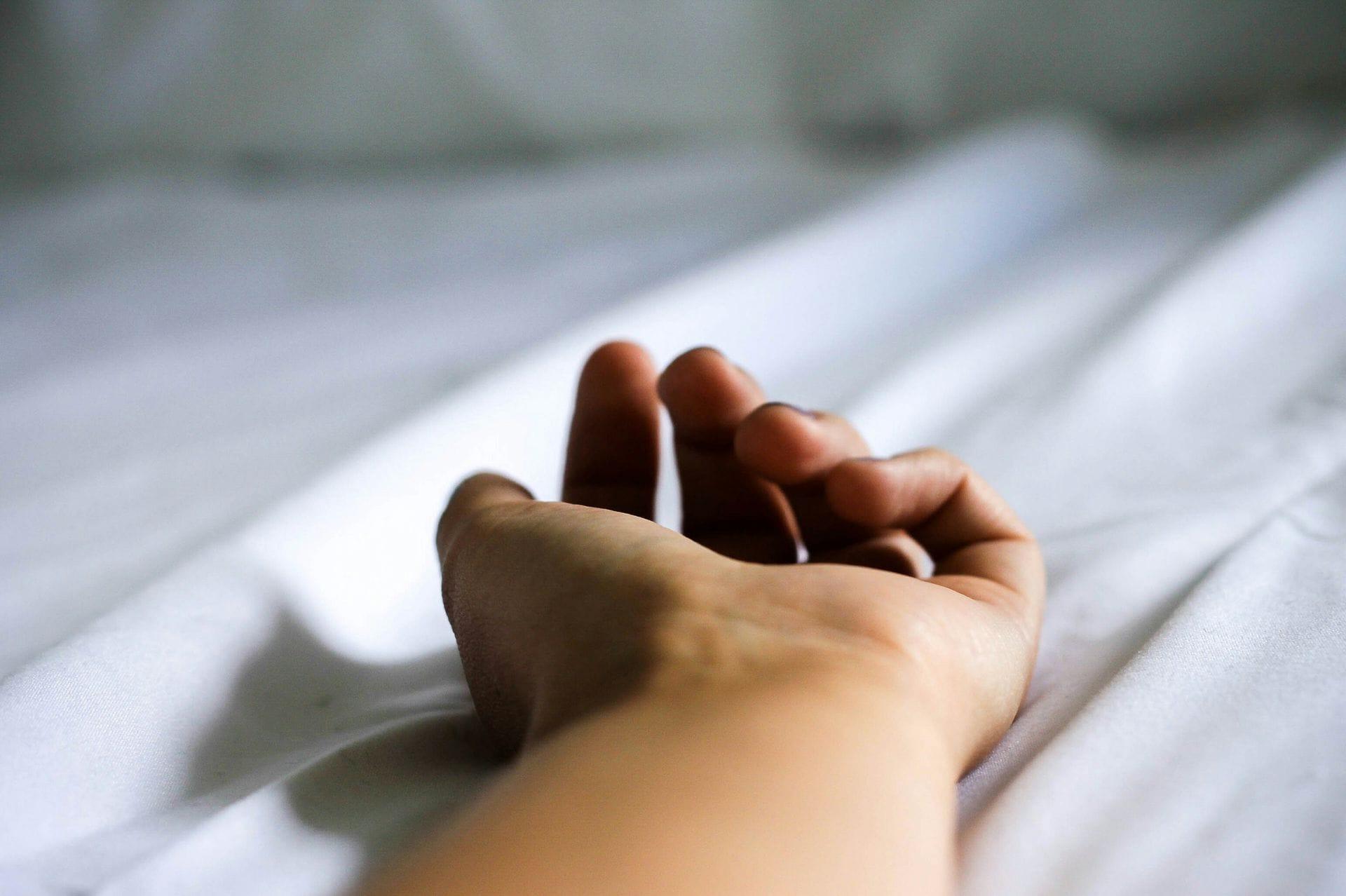 Как выключить боль от прикосновений