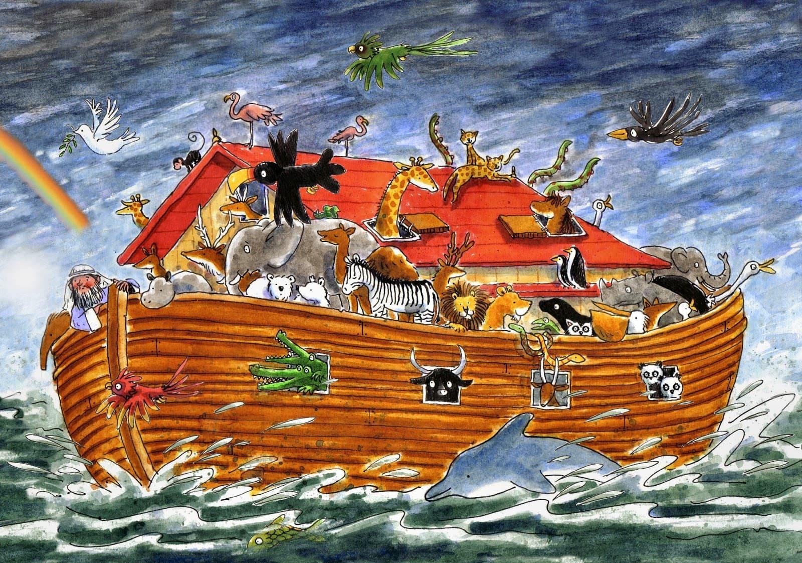 В США запустили «Геномный Ноев ковчег»