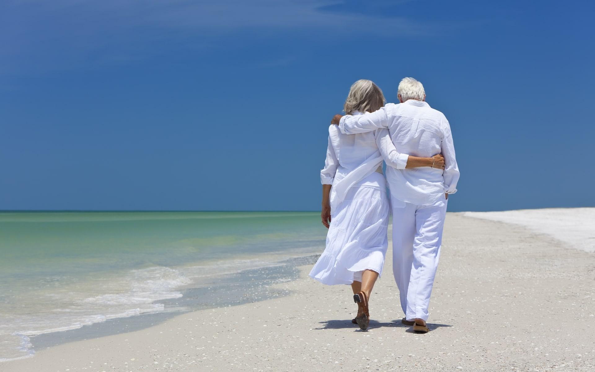 Деменция не мешает пожилым людям оставаться сексуально активными