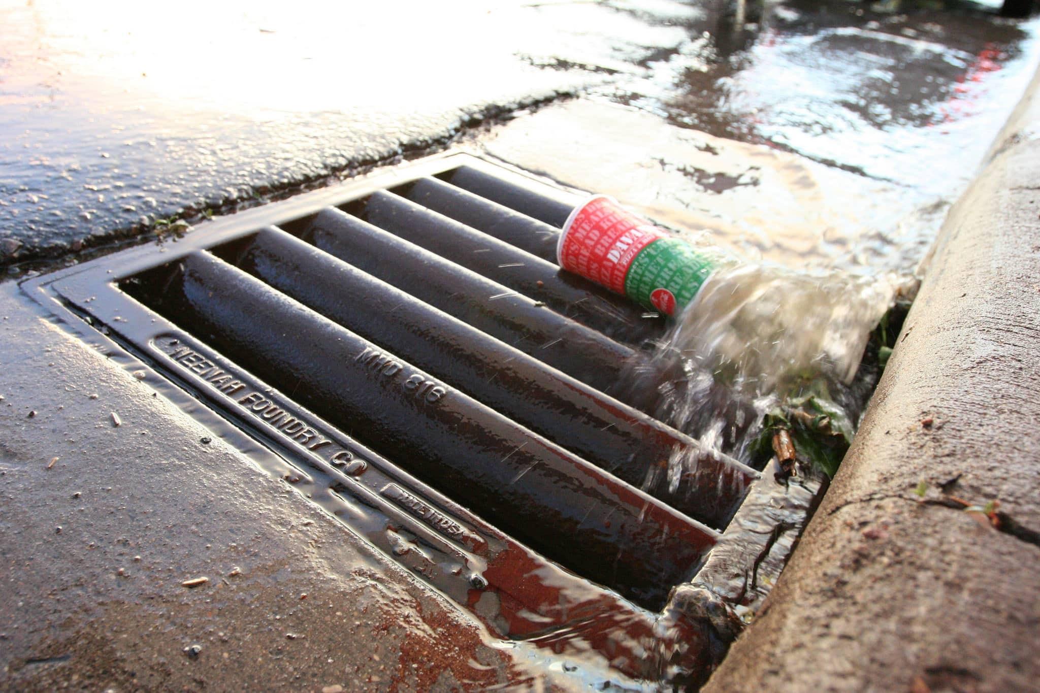 Синтетический песок очищает ливневую воду, превращая её в питьевую