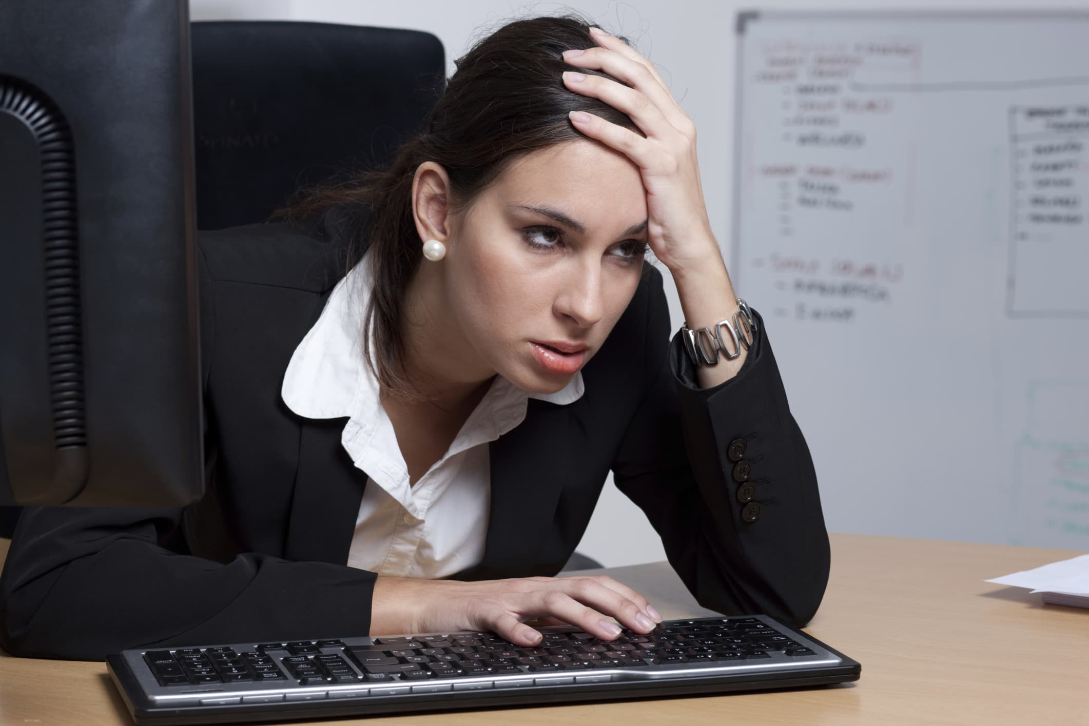 Стресс ухудшает память и уменьшает объём мозга