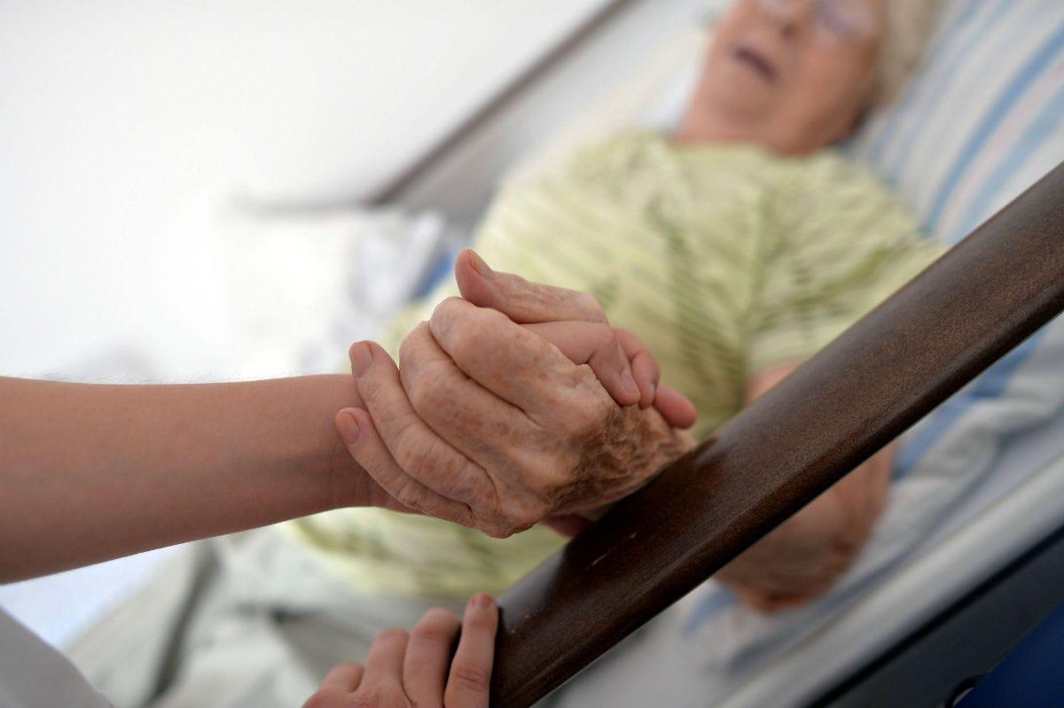 В США удвоилась смертность от болезни Альцгеймера
