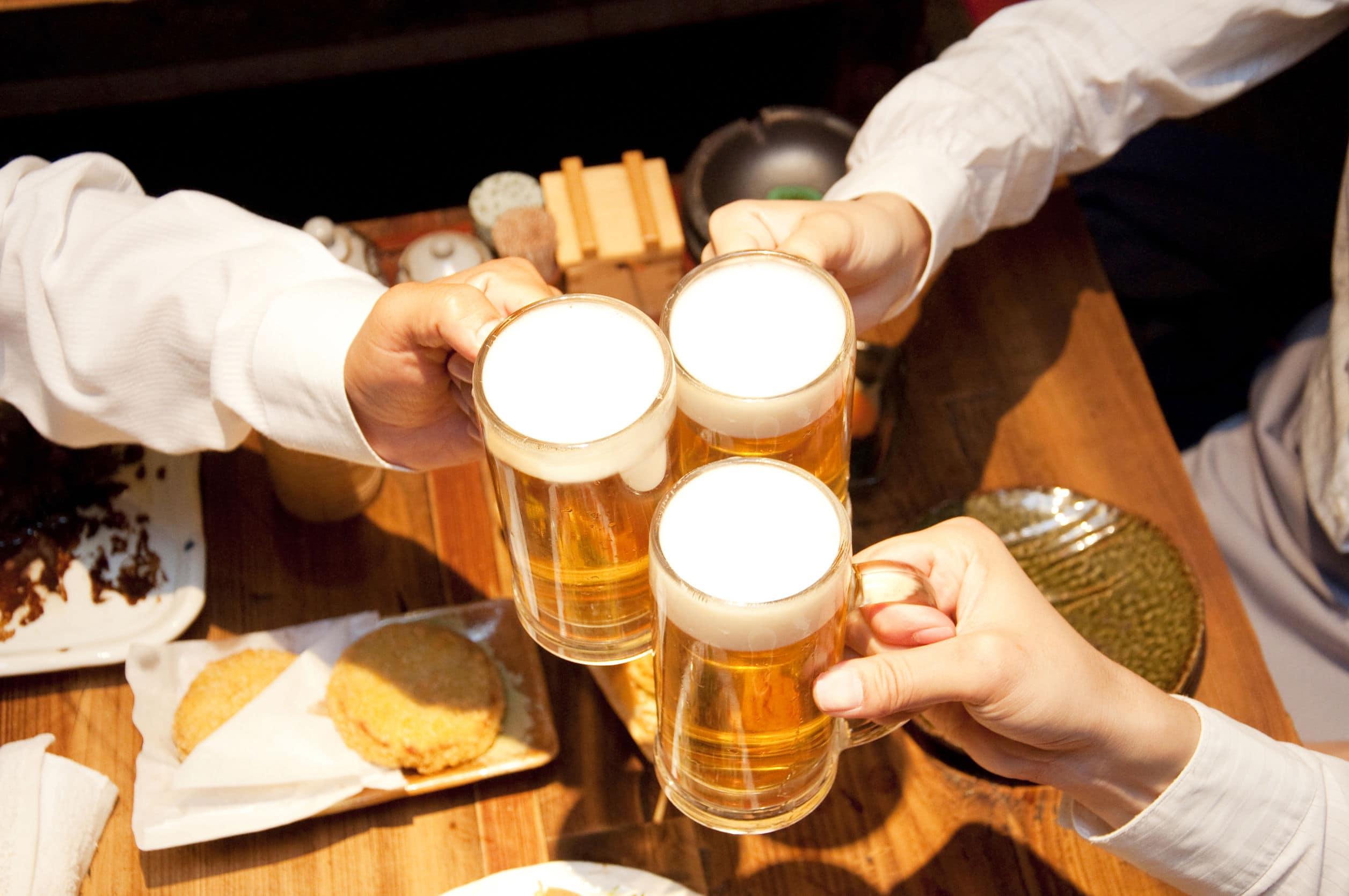 Алкоголь меняет механизм формирования памяти на молекулярном уровне