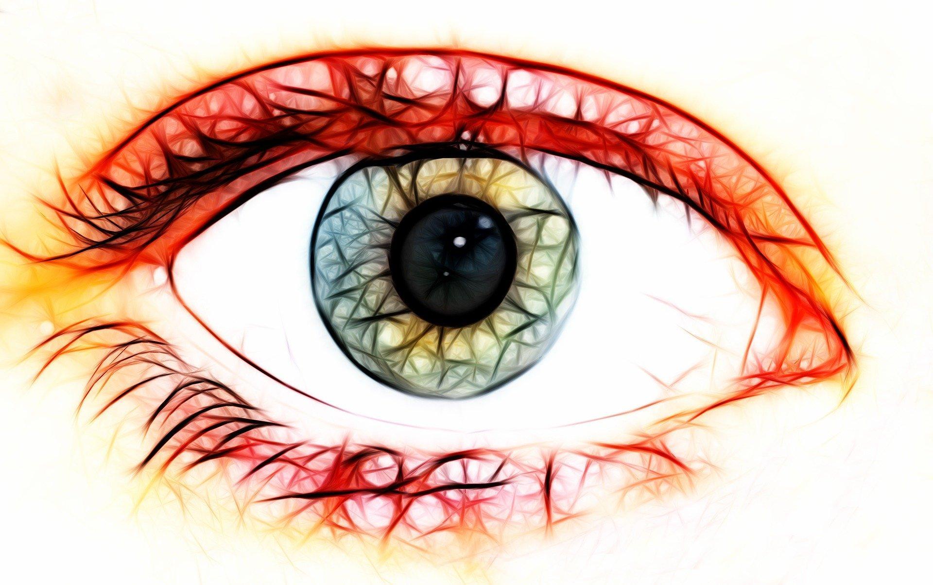Как развивается цветовое зрение