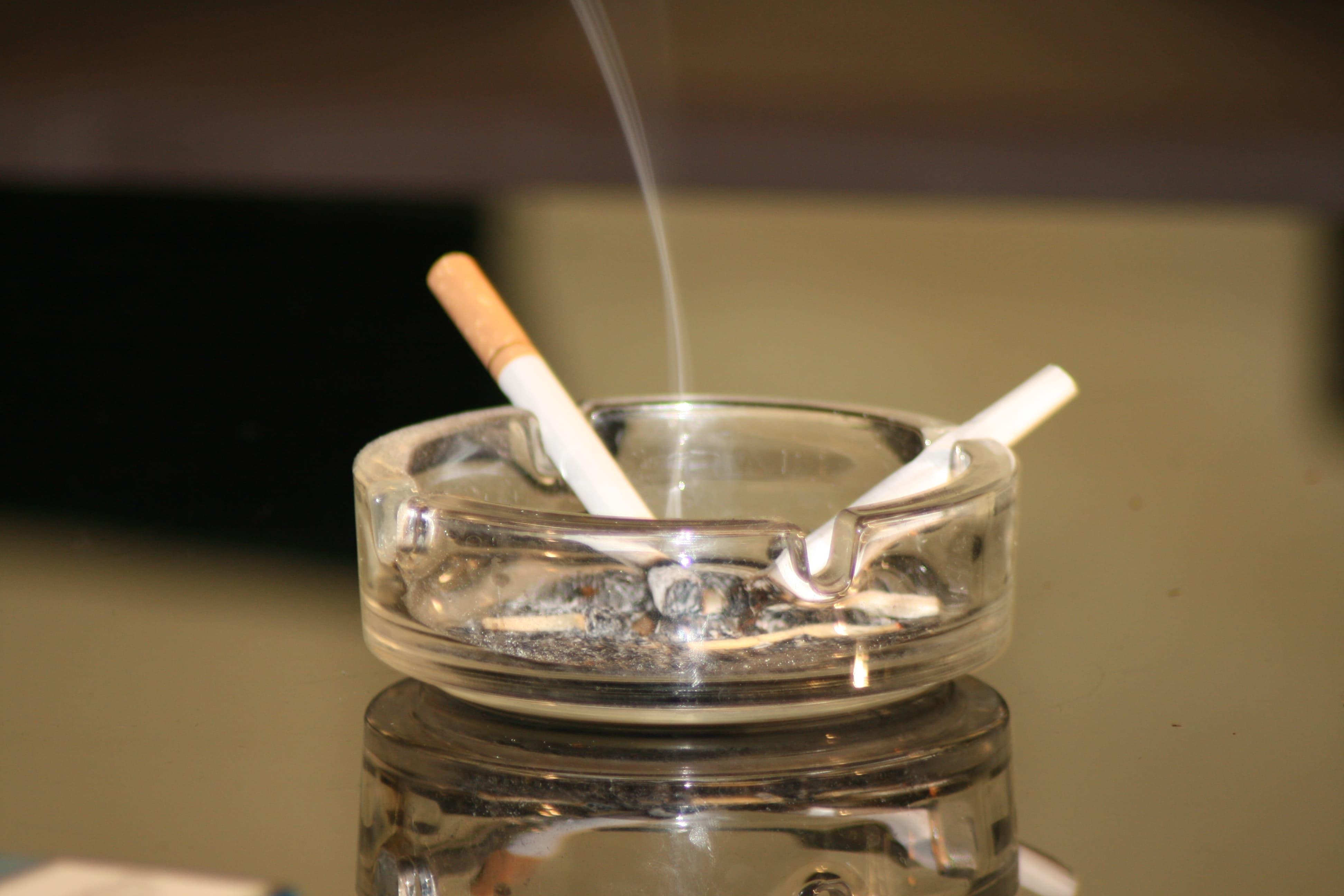 Ученые преодолели никотиновую зависимость с помощью бактериального фермента