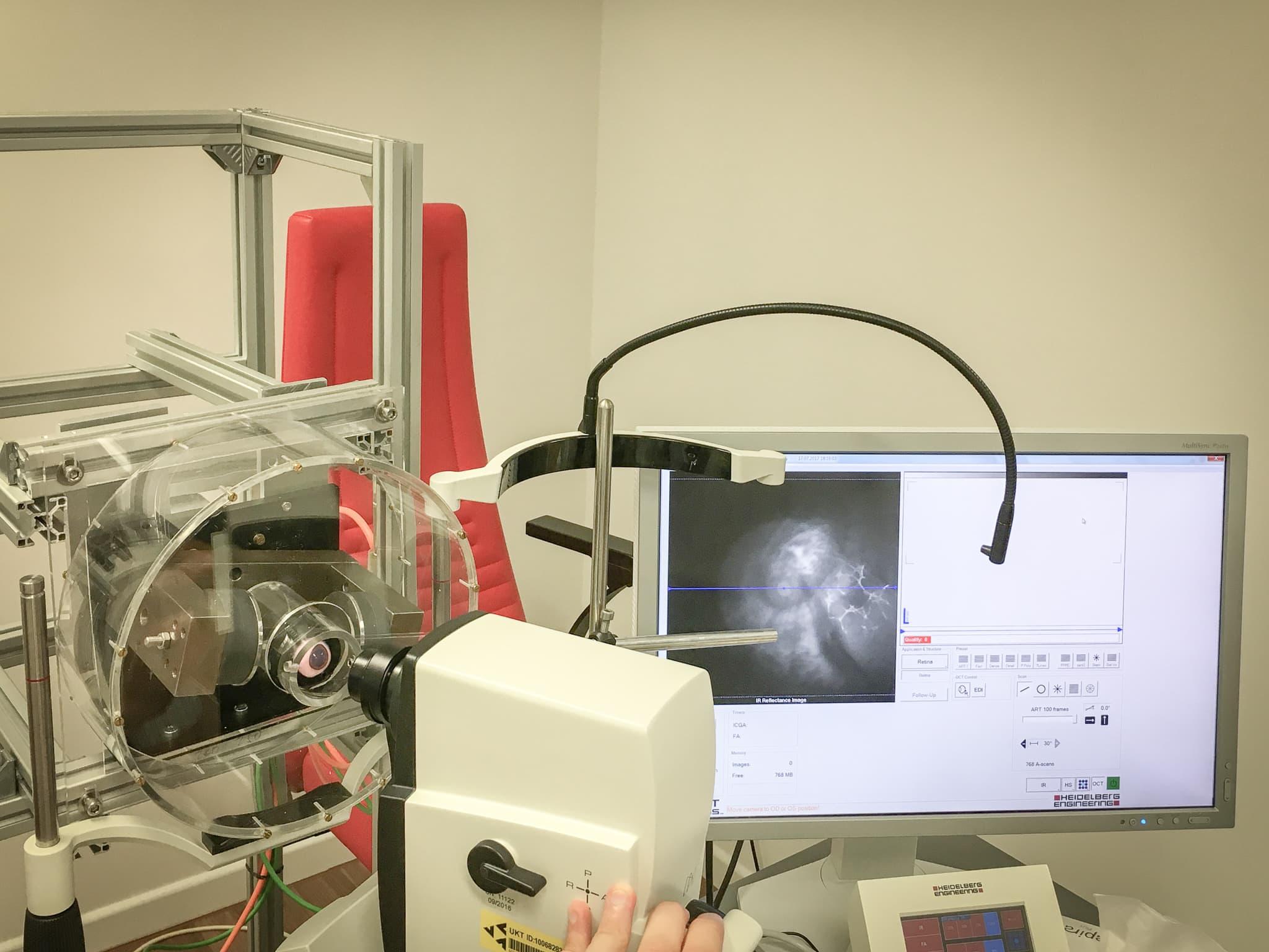 Хищные растения помогли нанороботам двигаться внутри глаза