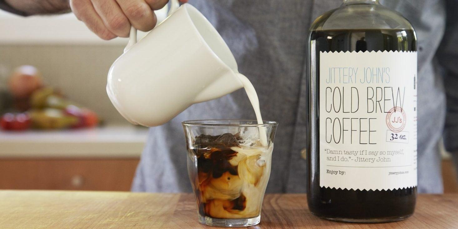 Горячий кофе обогнал колд-брю по активности антиоксидантов