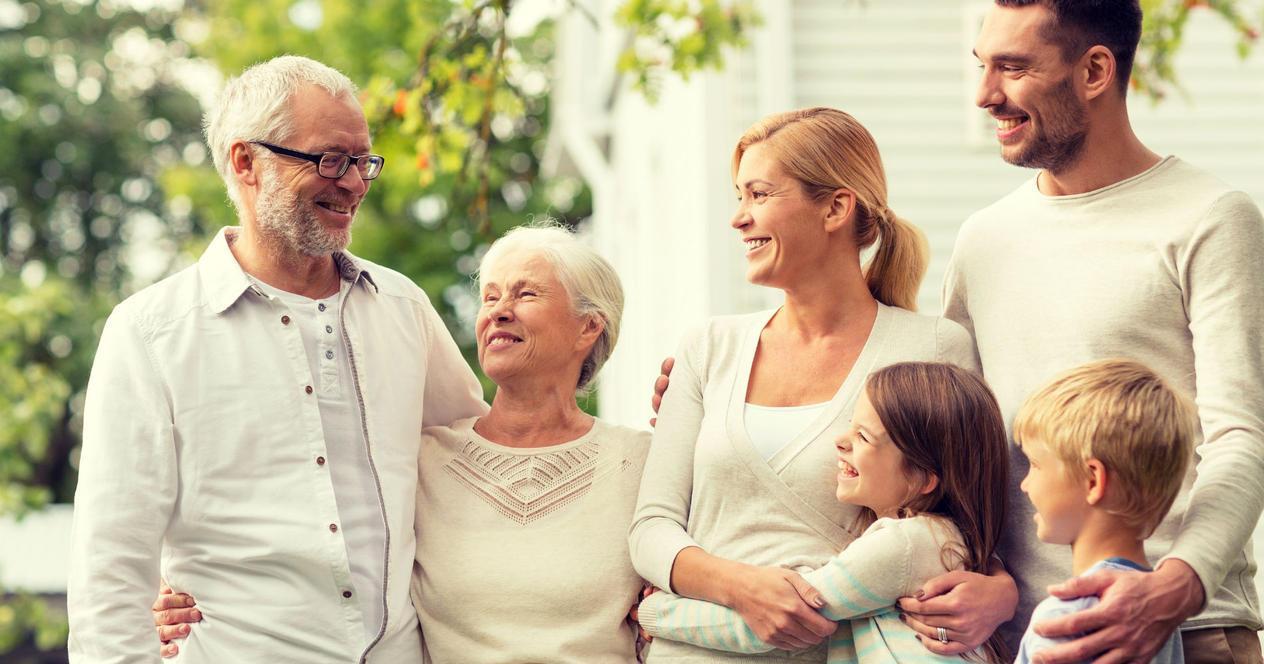 Продолжительность жизни не сильно зависит от генетики