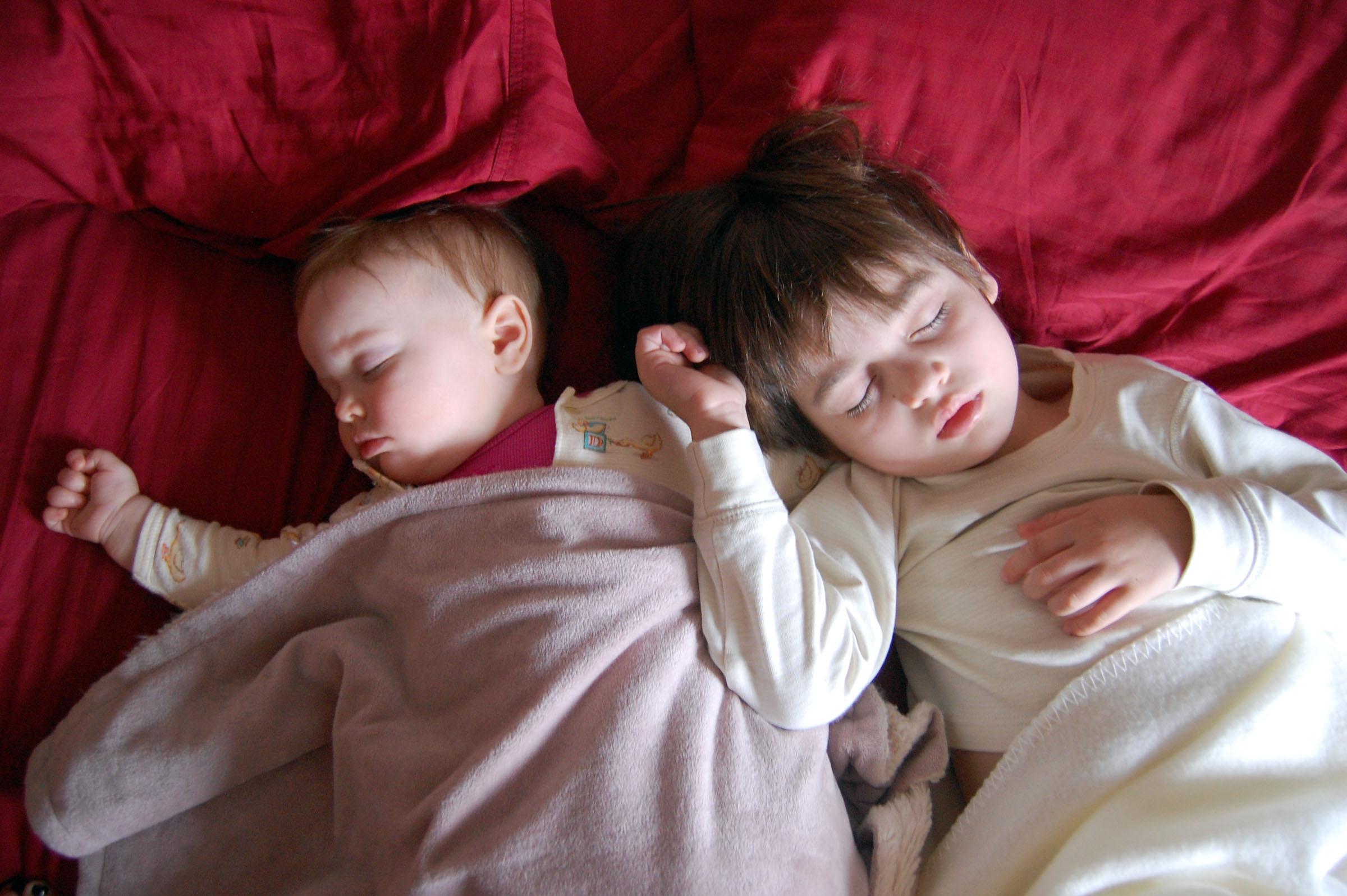 Запись голоса матери будит ребёнка лучше пожарной сигнализации