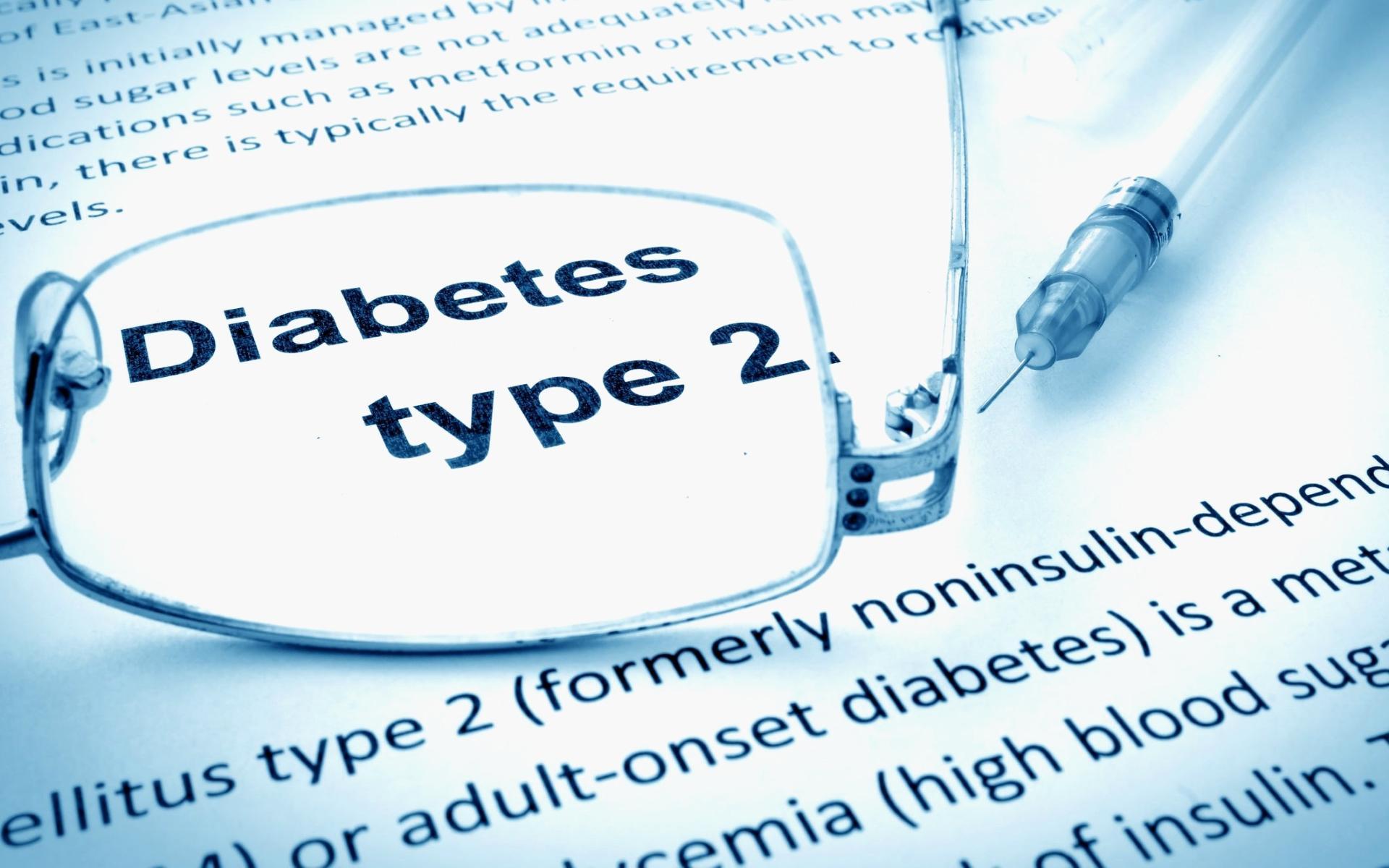 Диабет 2-го типа может начаться за 20 лет до постановки диагноза