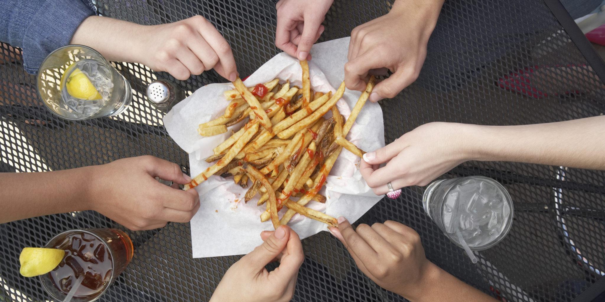 Запах еды может регулировать рацион человека