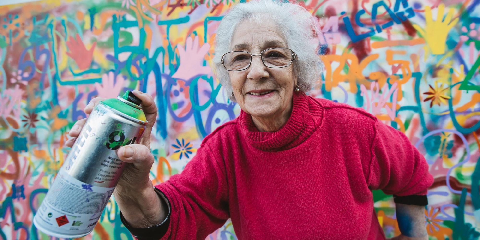 Рисование наносит ответный удар по деменции