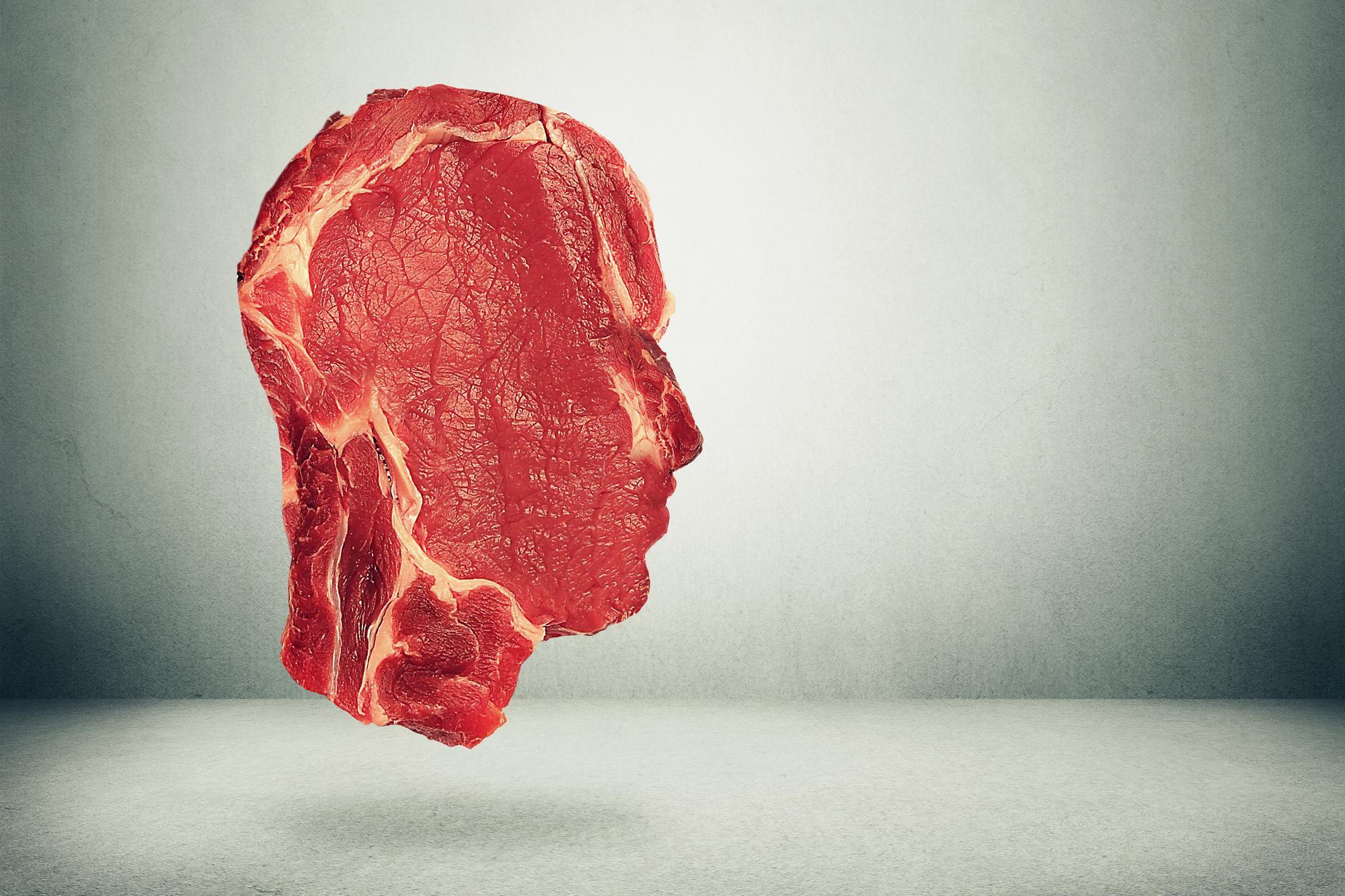 Каково это — есть только мясо?