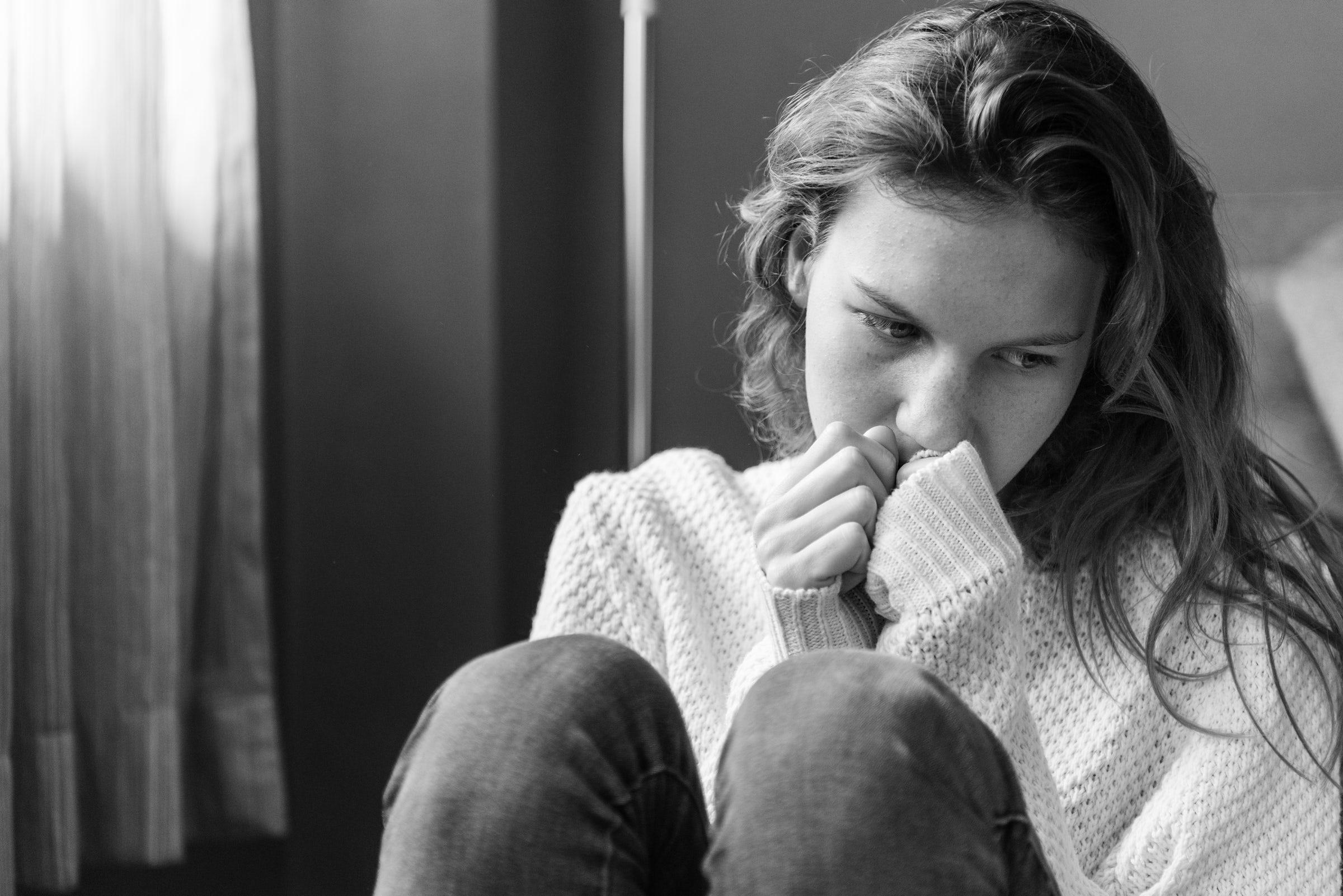 Инвазивная стимуляция орбитофронтальной коры помогла при депрессии