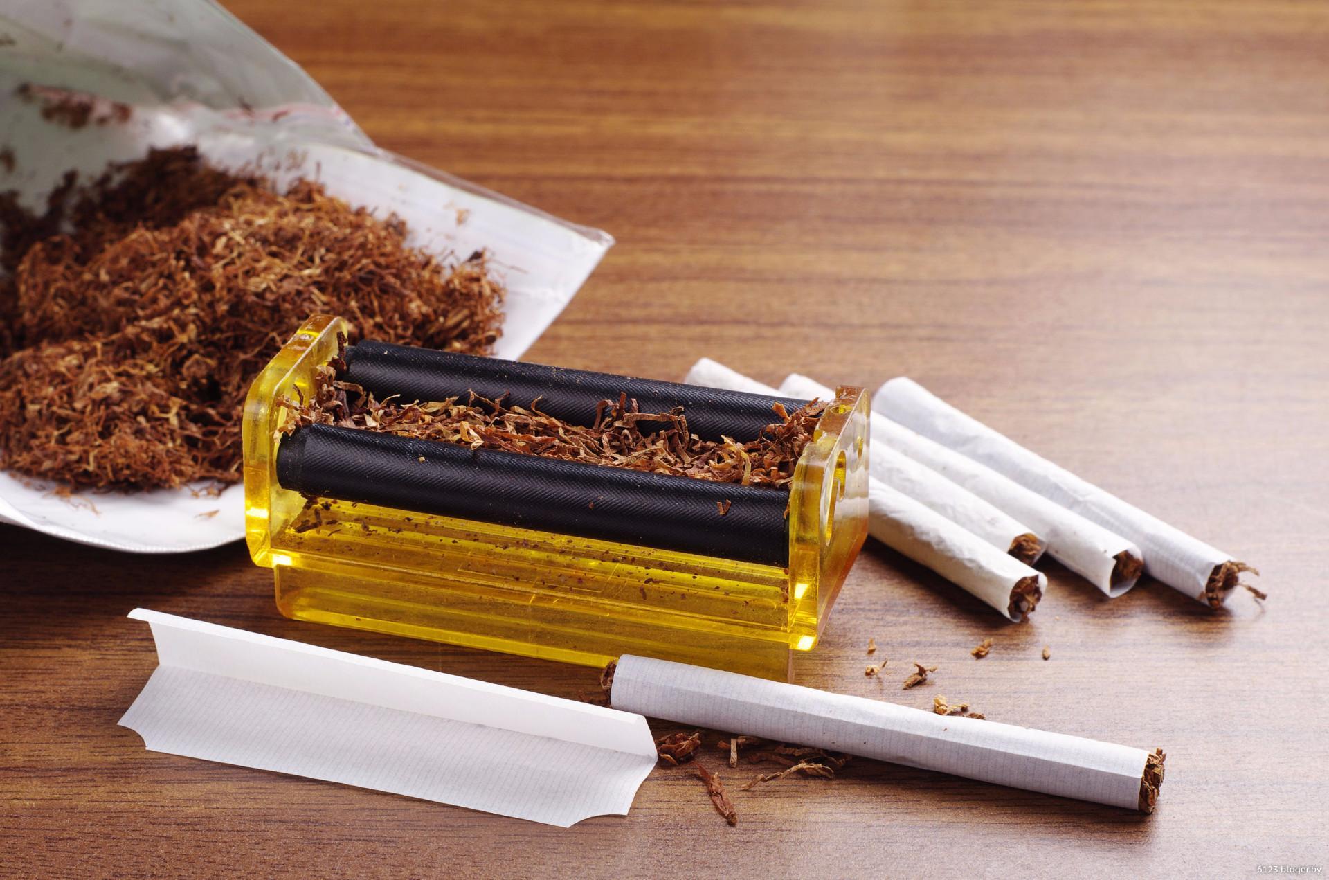 Любители самокруток не захотели бросать курить