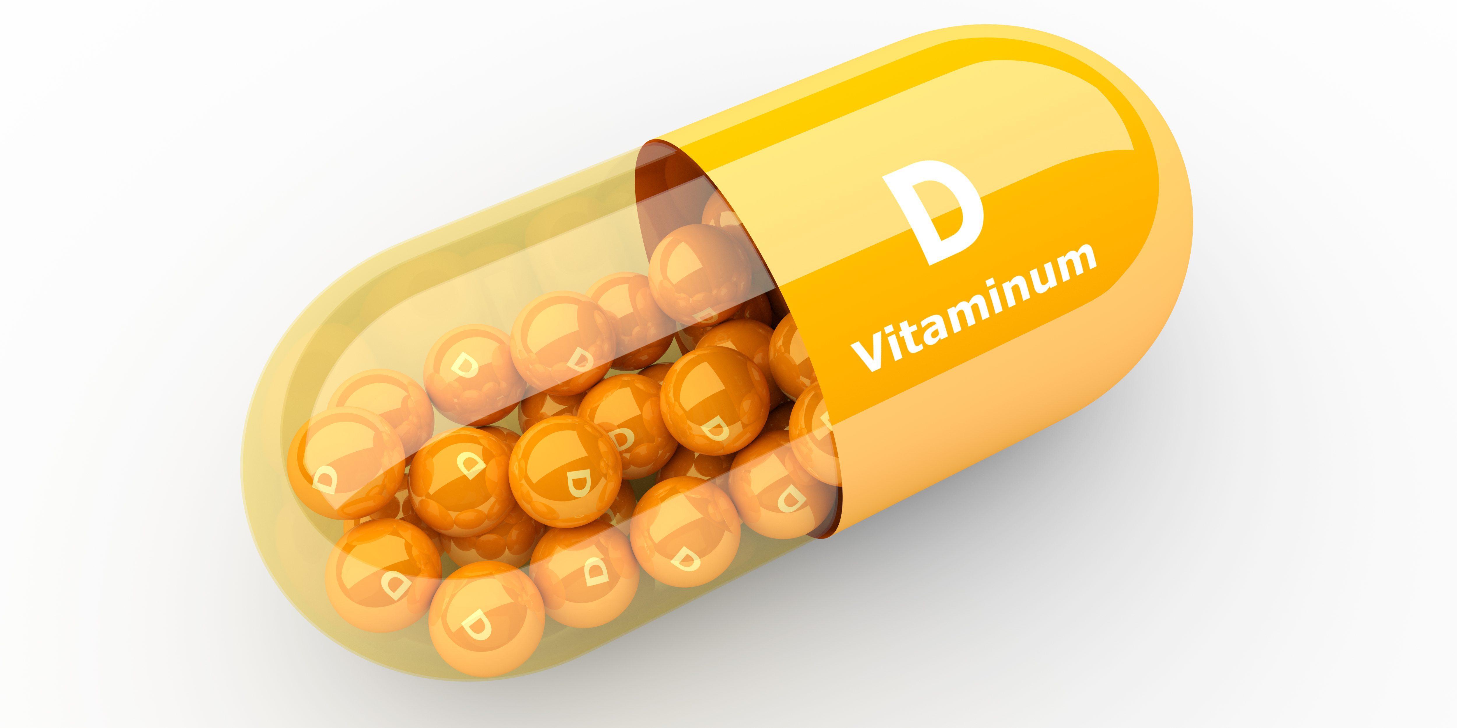 Дефицит витамина D при рождении связали с риском развития шизофрении