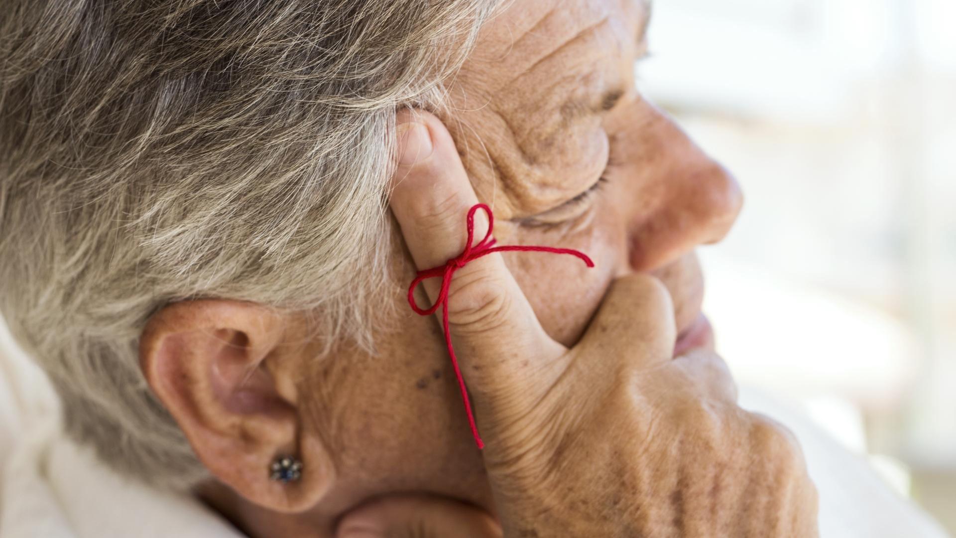 О болезни Альцгеймера расскажут нейронные «развалины»