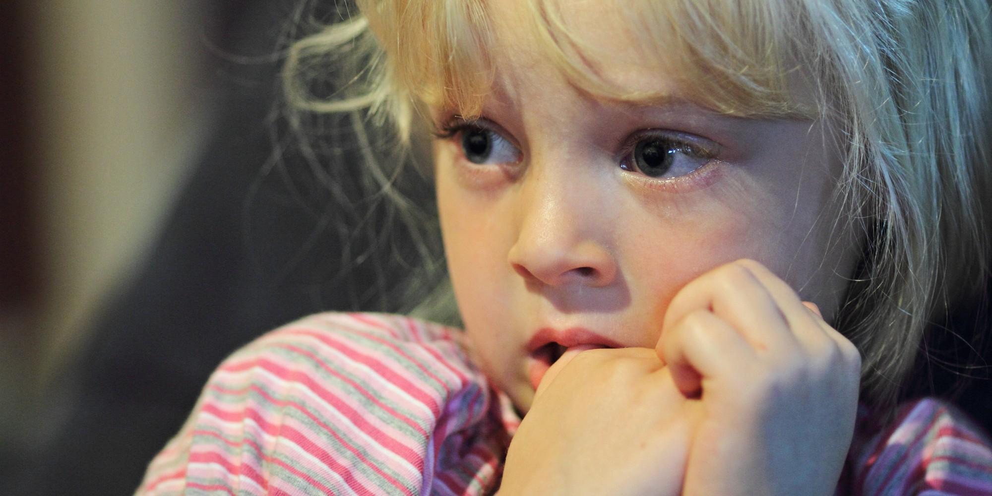 Депрессия и тревожность детей диагностируется по их движениям в опасной ситуации