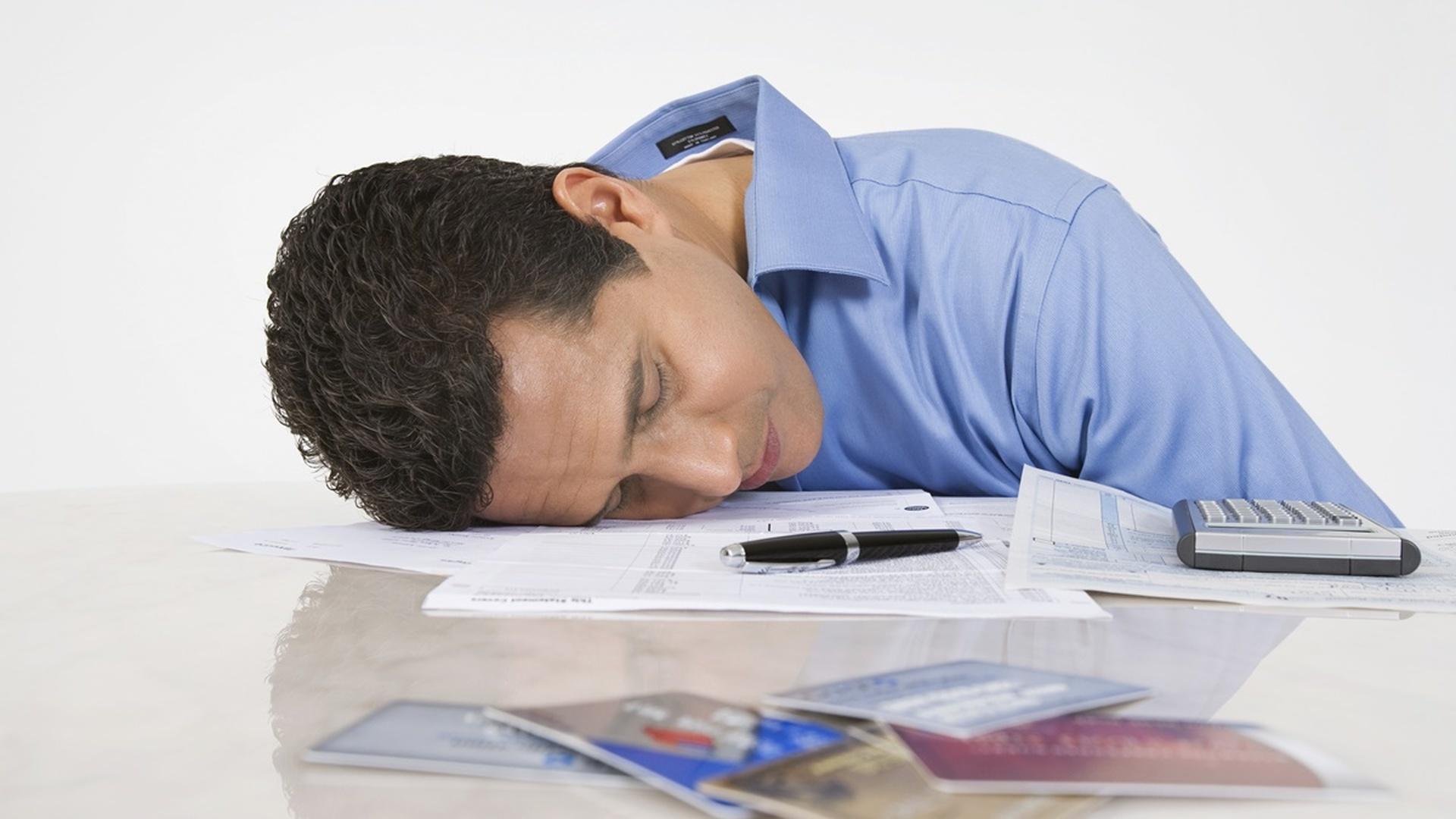 Синдром хронической усталости вызывает гиперактивная иммунная система