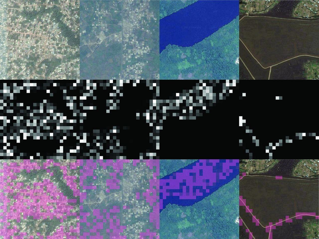 Нейросеть разглядела бедность на спутниковых снимках