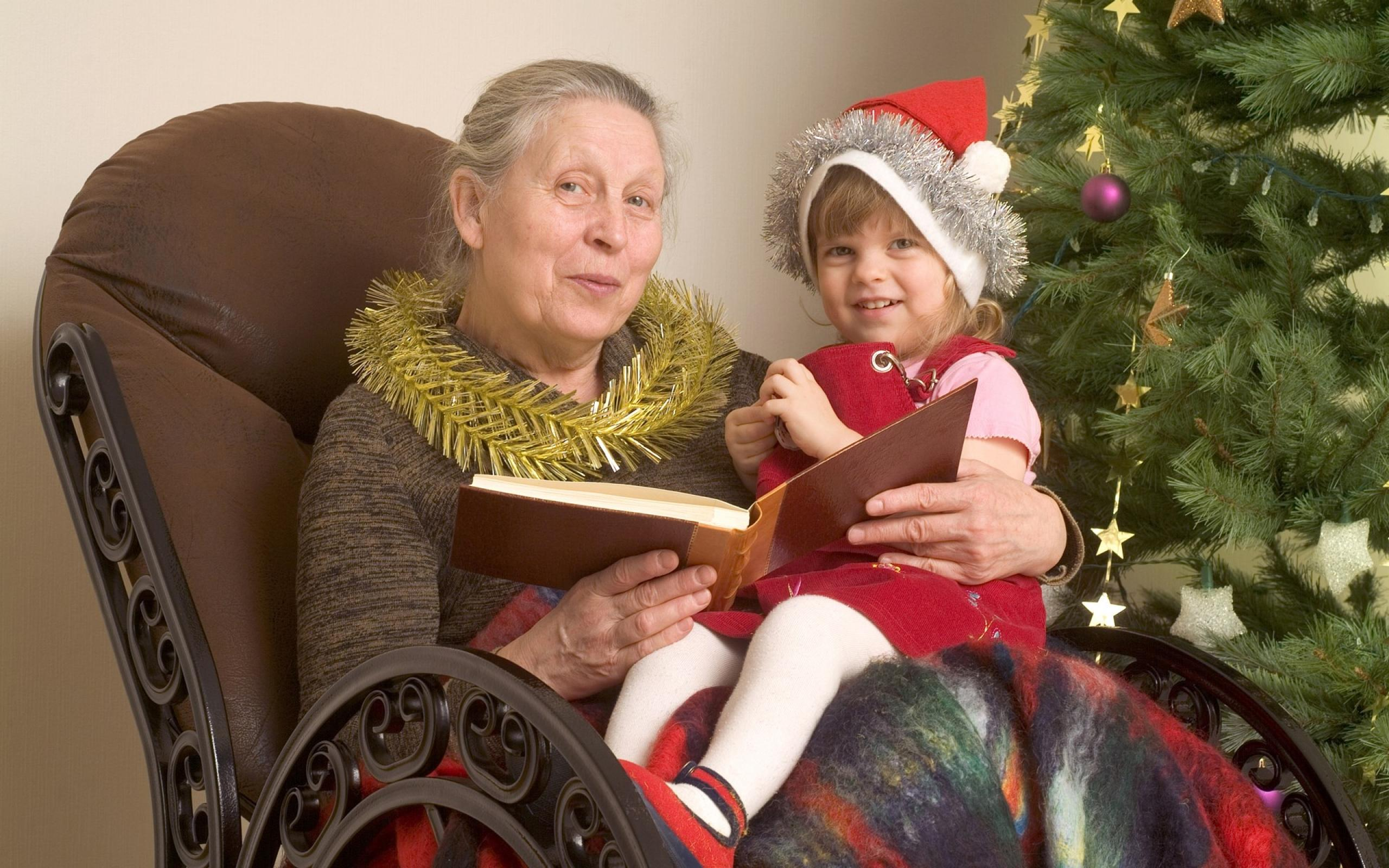 Как появились бабушки