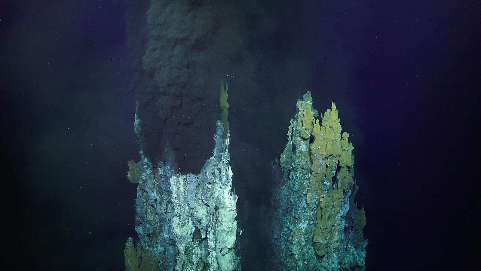 Учёные НАСА воспроизвели образование важной «молекулы жизни» в подводных горячих источниках