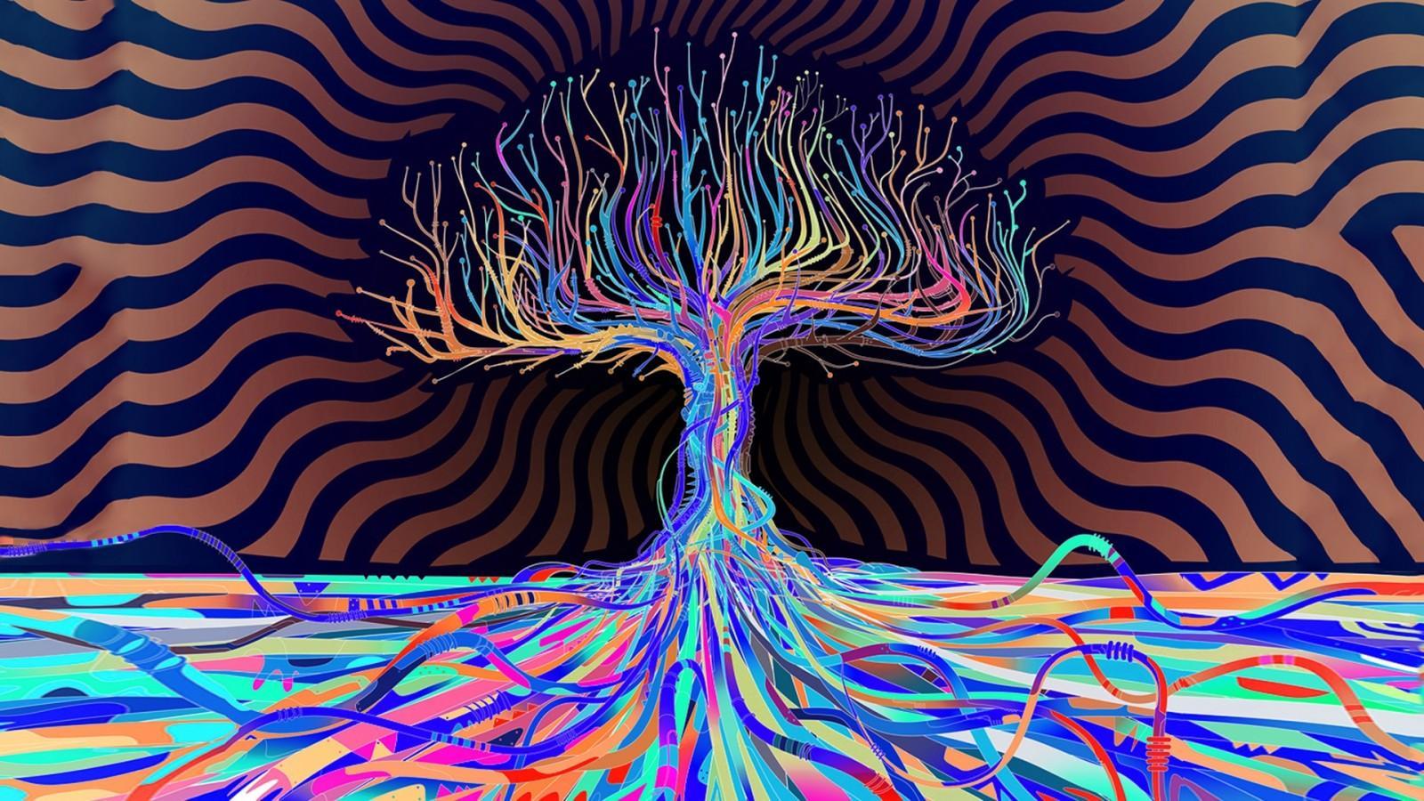 Нарушение сознания при приеме ЛСД объяснили изменением связи между отделами мозга