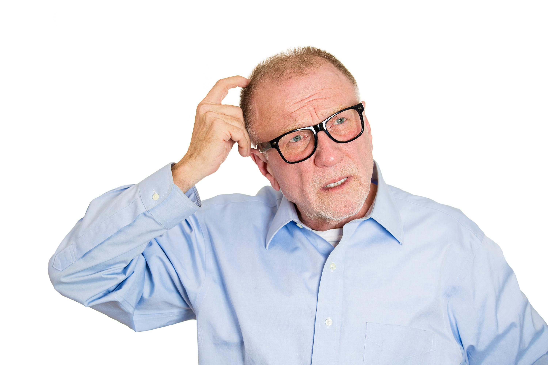 Рассеянность может быть ранним признаком «немого» инсульта