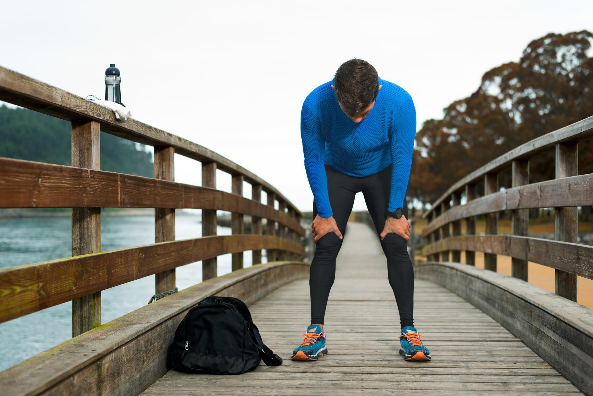 Легкая физическая активность предупреждает депрессию
