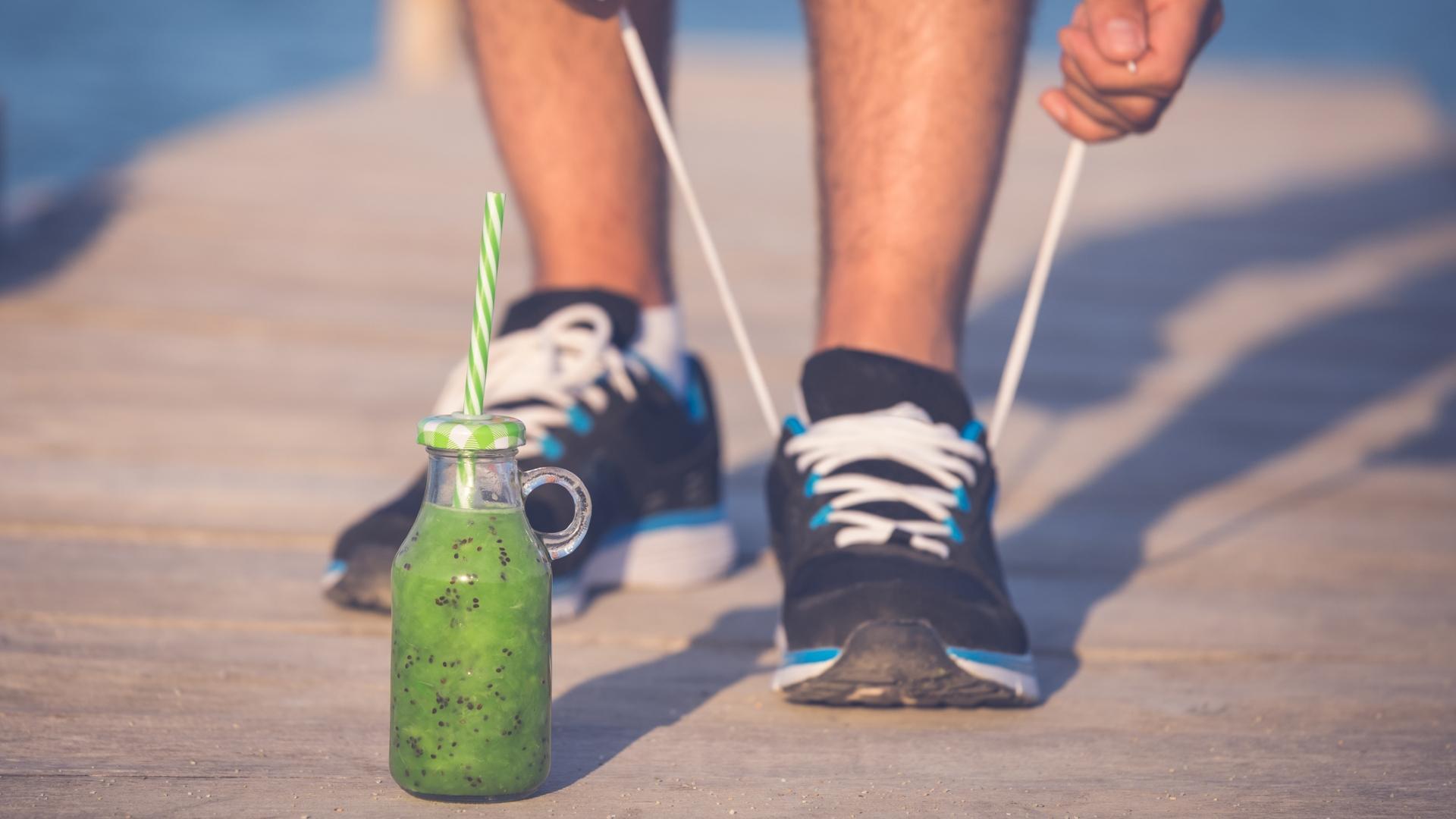 Физические упражнения заставляют нас хотеть здоровую пищу