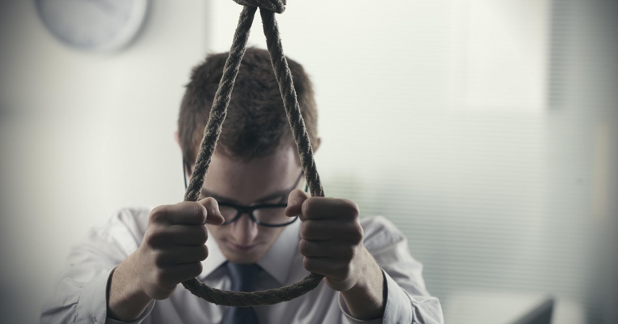 Суицидальные мысли не смогли надежно предсказать суицид