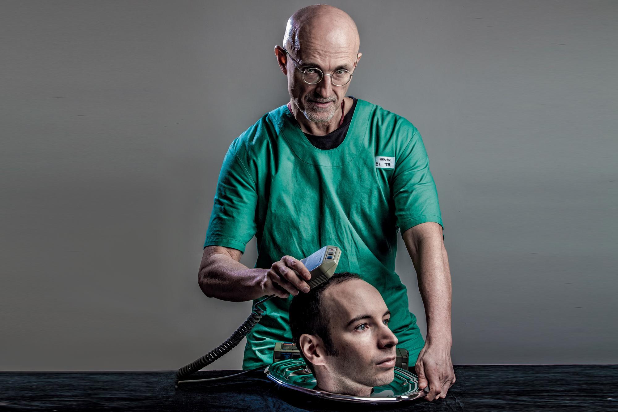 Пациент без головы