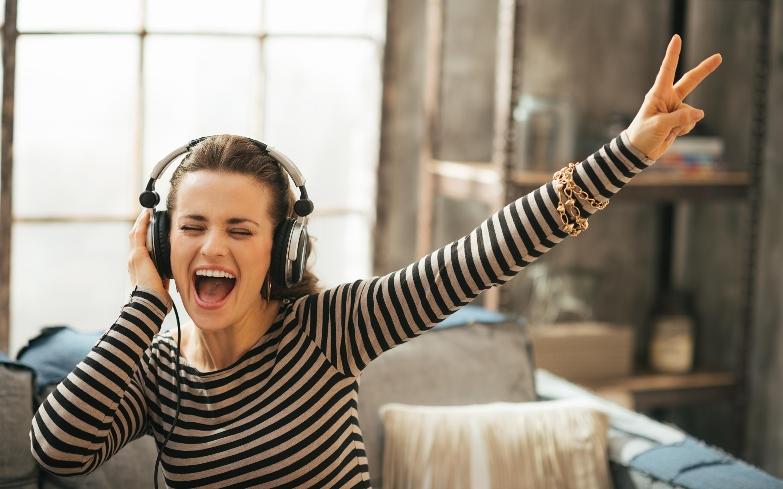 Вовлеченность в прослушивание музыки