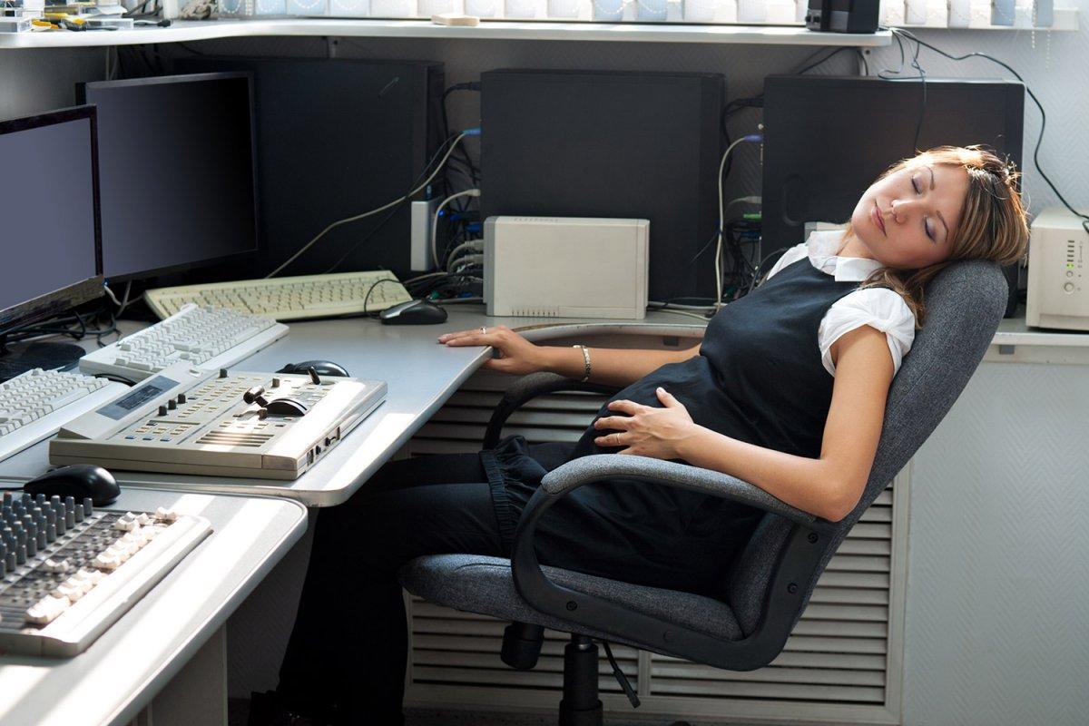 Работа в ночную смену повышает риск выкидыша