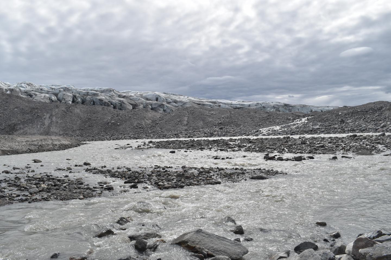 Дожди в Гренландии ускорили таяние льдов