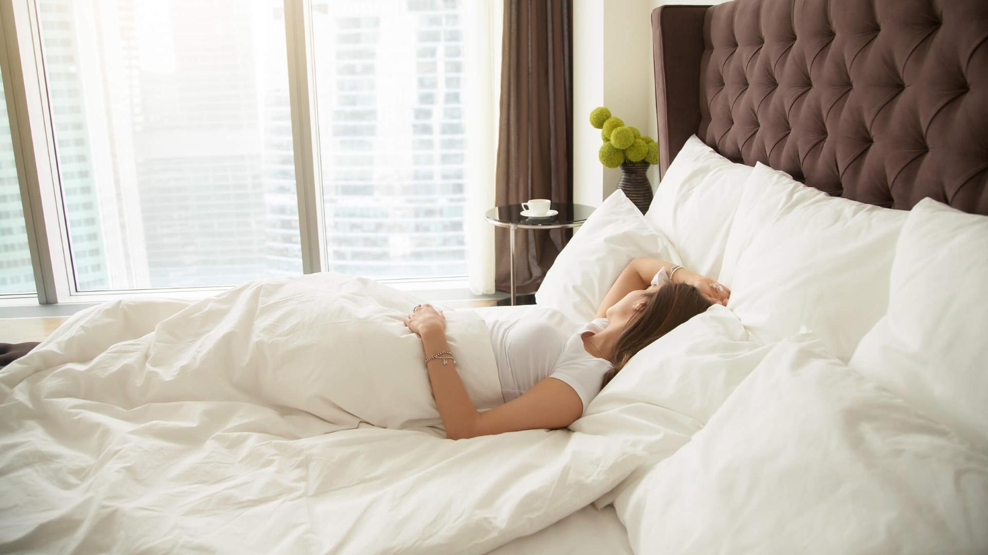 Дополнительный сон на выходных не спасает от нарушений обмена веществ