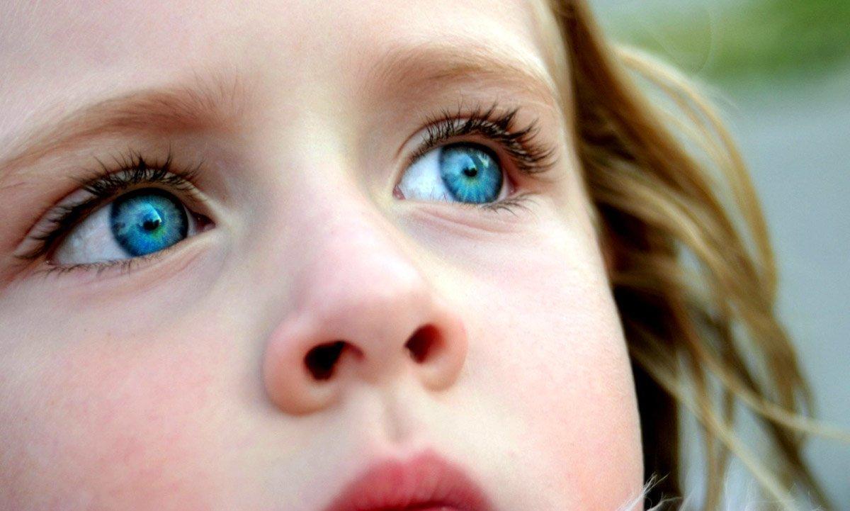 Машинное обучение помогло определить возраст ребенка по движению глаз